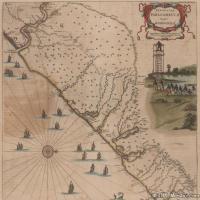 (17)世界地图高清装饰画图片