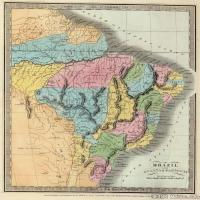 (2)世界地图高清装饰画图片