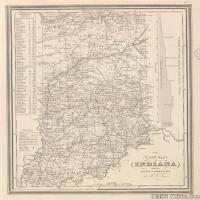 (20)地图装饰画图片