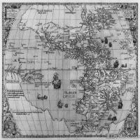 (8)世界地图高清装饰画图片