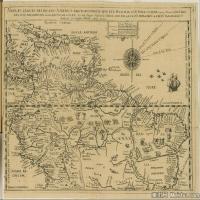 (5)世界地图高清装饰画图片