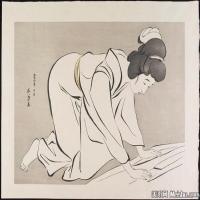 (31)日本人物其他近现代高清图片浮世绘