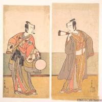 (13)日本人物其他近现代高清图片浮世绘