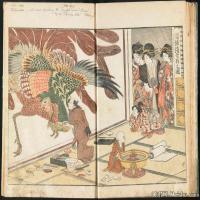 (4)日本册页-高清晰高质量下载印刷喷绘图片