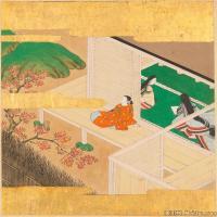 日本册页(4)古籍人物近现代高清图片
