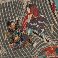 日本人物美女(8)日本浮世绘近现代高清图片