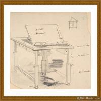 家具装饰(3)素描高清图片高清素描家具装饰图片