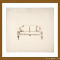 家具装饰(10)素描高清图片高清素描家具装饰图片