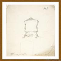 家具装饰(6)素描高清图片高清素描家具装饰图片