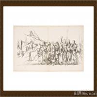 (1)素描手绘漫画高清图片手绘素描素材