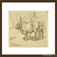 (12)素描动物高清图片高清素描动物资料