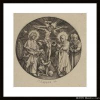 素描宗教场景(1)高清素描场景图片宗教场景素描图库