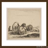 (3)素描动物高清图片高清素描动物资料