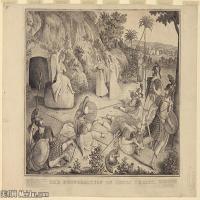 (3)宗教神话素描欧美风格印刷电子文件图片图档图库下载