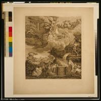 (7)宗教神话素描欧美风格印刷电子文件图片图档图库下载