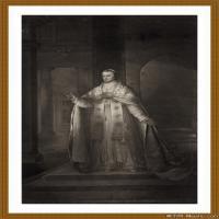 版画底稿(24)版画高清图片资源下载微喷绘专用图片