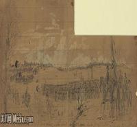(19)战争素描欧美风格印刷电子文件图片图档图库下载