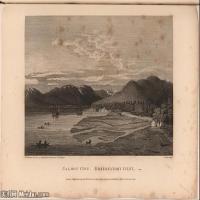 (13)風景野外素描高檔噴繪印刷歐美圖片資源文件