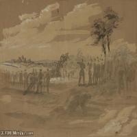 (37)战争素描欧美风格印刷电子文件图片图档图库下载