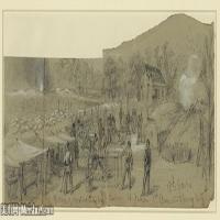 (16)战争素描欧美风格印刷电子文件图片图档图库下载