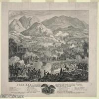 (8)風景野外素描高檔噴繪印刷歐美圖片資源文件
