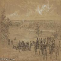 (38)战争素描欧美风格印刷电子文件图片图档图库下载