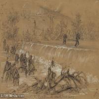 (35)战争素描欧美风格印刷电子文件图片图档图库下载