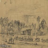 (32)战争素描欧美风格印刷电子文件图片图档图库下载