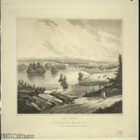 (1)风景野外素描高档喷绘印刷欧美图片资源文件