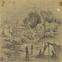 (33)战争素描欧美风格印刷电子文件图片图档图库下载