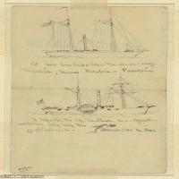 交通車船(3)素描高清圖片資源下載微噴繪專用圖片