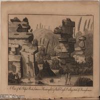 (12)风景野外素描高档喷绘印刷欧美图片资源文件