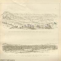 (2)风景野外素描高档喷绘印刷欧美图片资源文件