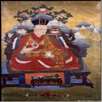 (9)唐卡塔拉佛教神佛画佛教图片