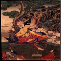 (6)唐卡塔拉佛教神佛画佛教图片