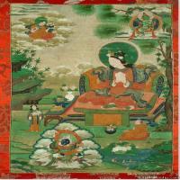 (3)唐卡印度娴熟-悉达-佛画佛教图片