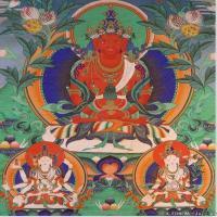 (11)古代唐卡佛教唐卡佛教神图片