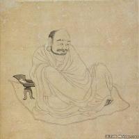 佛画-人物佛教宗教册页图片