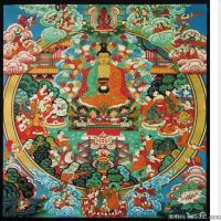 唐卡(2)阿弥陀佛-佛教-佛画-神像图片
