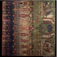(12)古代唐卡佛教唐卡佛教神图片