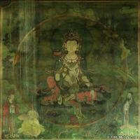 佛画法海寺壁画图片
