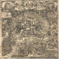 (6)佛像老唐卡-佛画-佛教-神像图片