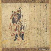 佛畫奈良國立博物館圖片