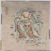 (2)佛畫敦煌畫像敦煌壁畫