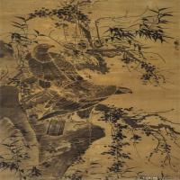明代著名畫家林良花鳥作品