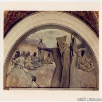 宗教天顶(2)插画宗教天顶图案宗教插画图案