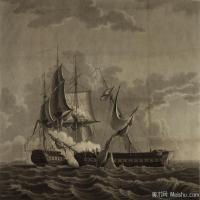 风景插画(15)交通船只图片海景插画图片