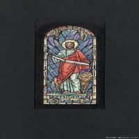 插画窗花(4)宗教窗花插画图案