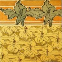 (1)慕夏Alphonse Mucha插画作品