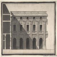 建筑图纸(22)建筑图纸插画图片插画建筑图片